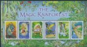 AUS SGMS2239 Stamp Collecting Month: The Magic Rainforest miniature sheet